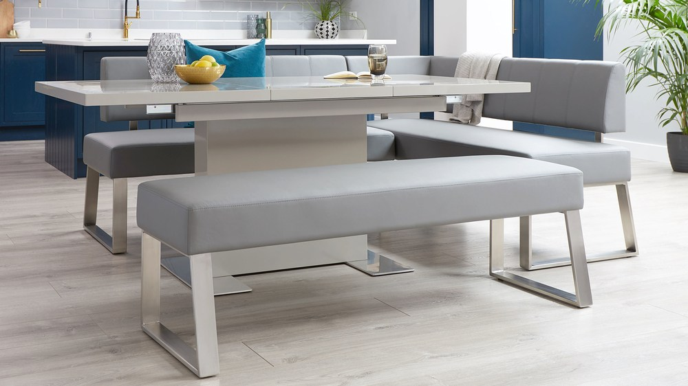 Contemporary kitchen benches