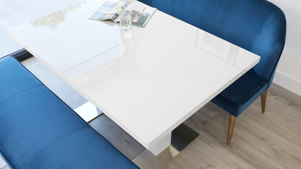 Buy modern gloss tables UK