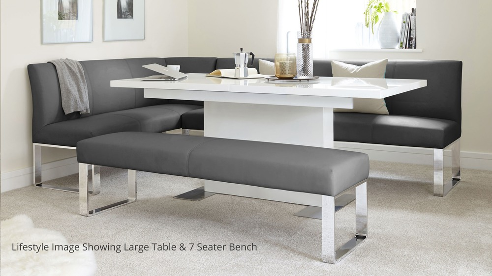Right Hand Corner Bench Range