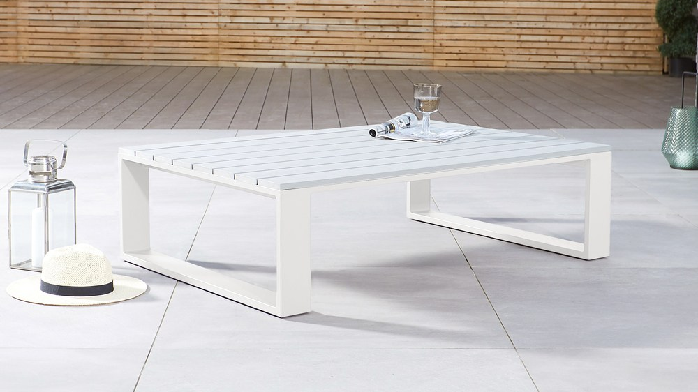 multi purpose garden coffee table