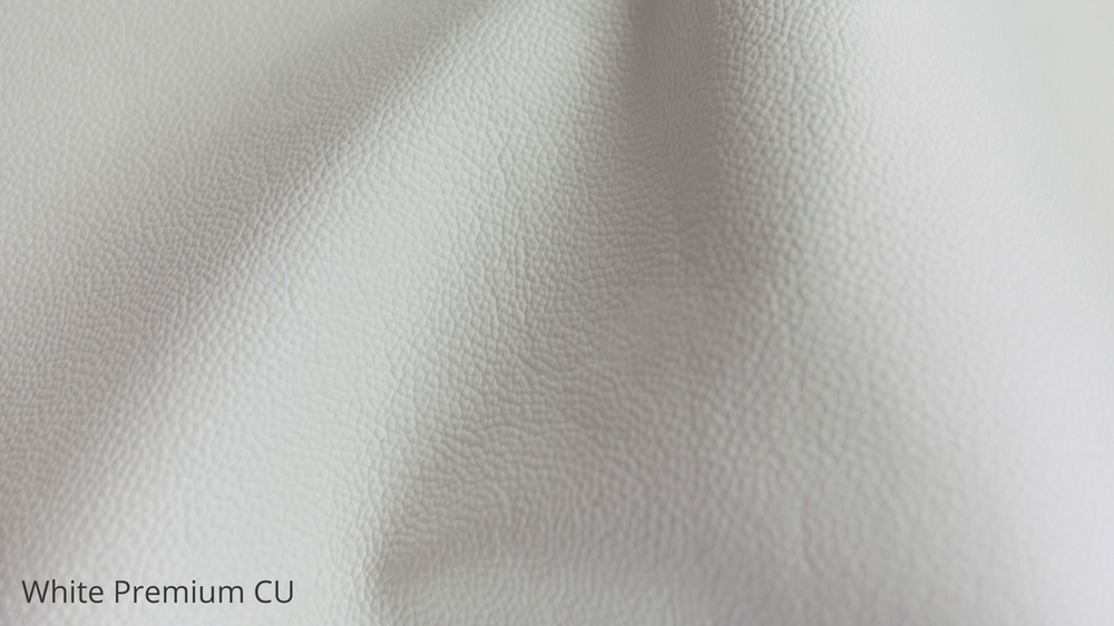 Quality Faux Leather White