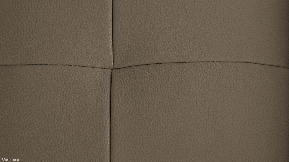 Cashmere Real Leather