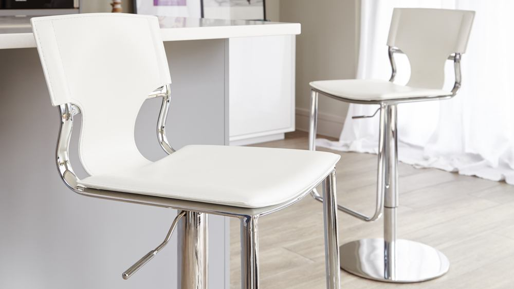 Italian Designed Gas Lift Bar Stool