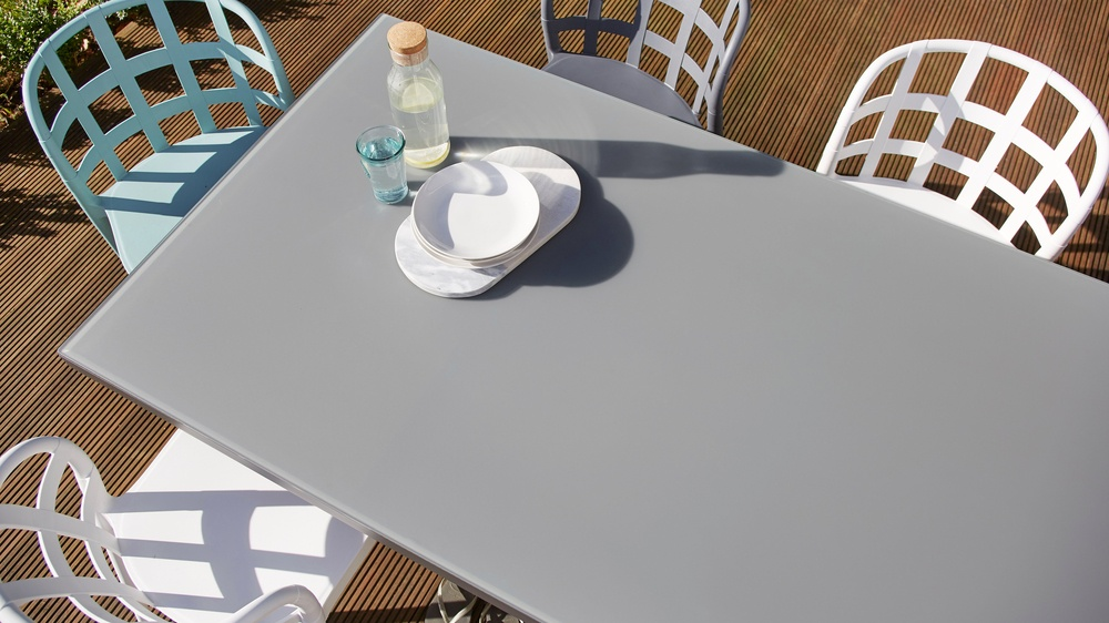 Buy outdoor colourful dining chairs