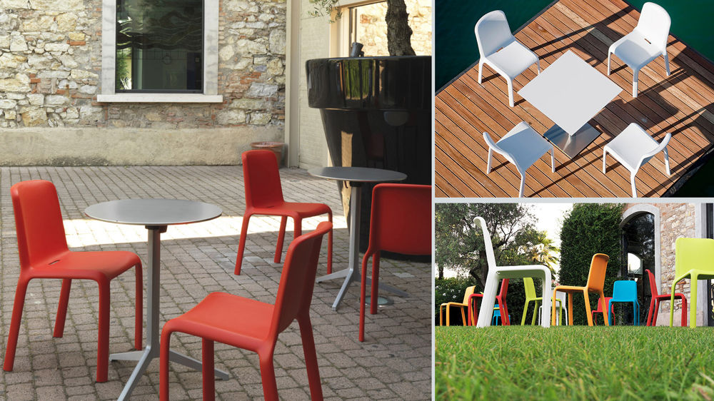High Quality Plastic Dining Chairs
