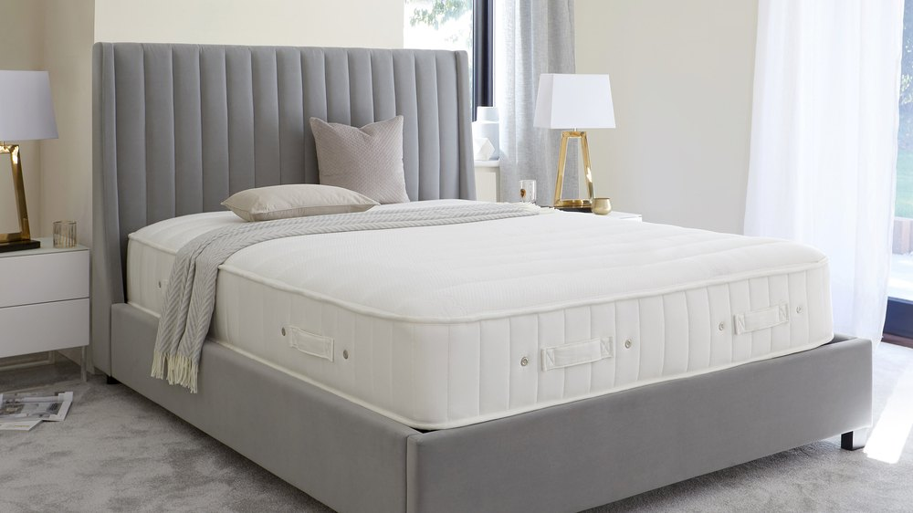 Sumptuous Luxury Quilted King Size Mattress