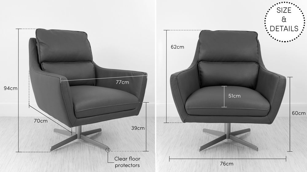 Large Occasional Chair UK Delivery