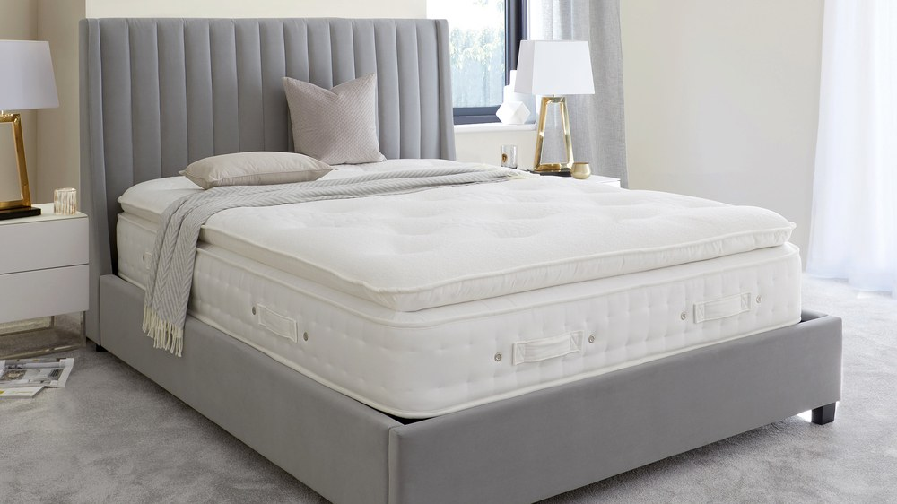 Ultimate Pillow-Top Double Mattress