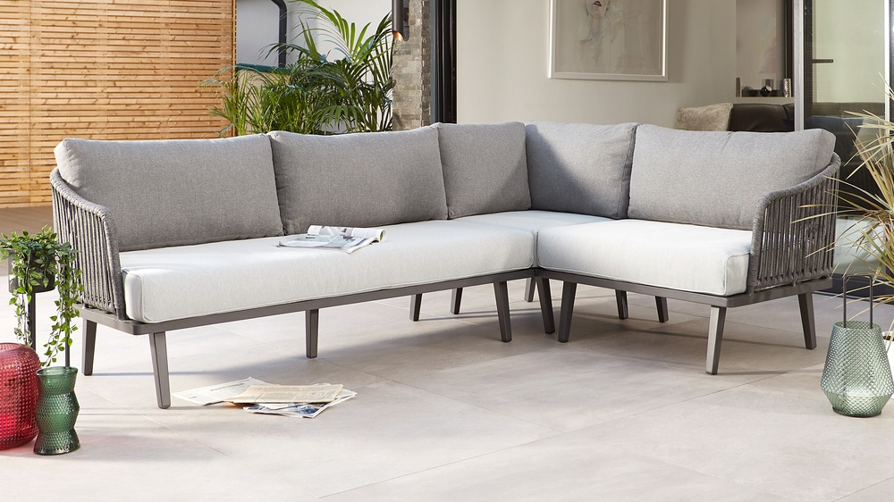 Willow Right Hand Sofa and Coffee Table Set