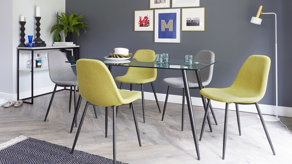 Bright dining chairs uk