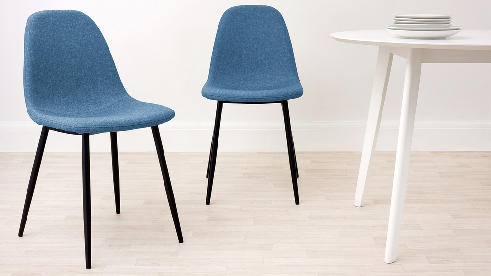 Zilo fabric chairs