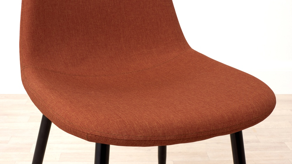 Orange Family Dining Chair