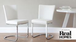 Form Cantilever Dining Chair