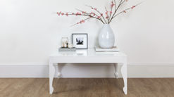Muse White Gloss Coffee Table