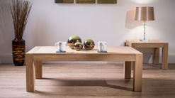Naturale Solid Washed Oak Coffee Table