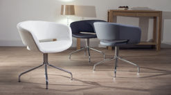 Oria Swivel Dining Chair