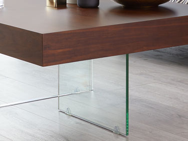 The Floating Coffee Table…
