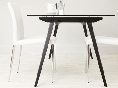 Moulded steel: Maximum Strength and Minimal Lines.