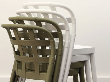 The Plastic Garden Chair: Reinvented