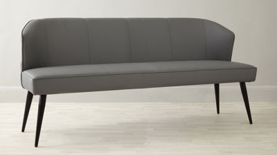 Mellow 4 Seater Bench with Backrest