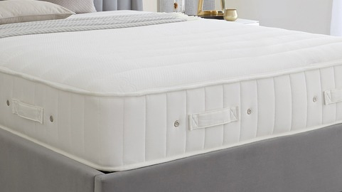 Sumptuous Luxury Quilted 1400 Pocket Spring King Size Mattress