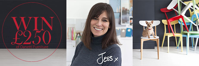 Jess our in-house stylist